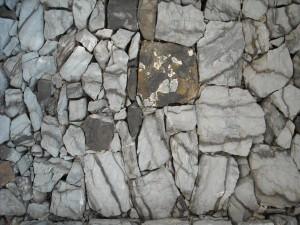 roccia, modello