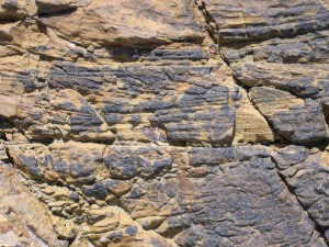 roche, texture, terre