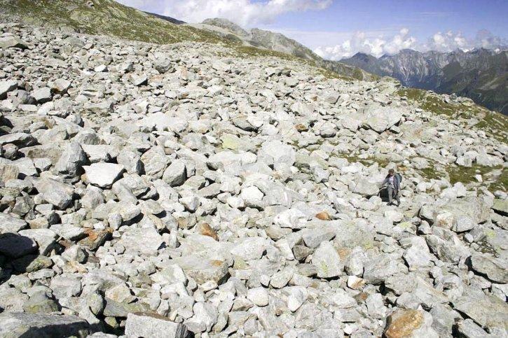 roches, la terre, modèle