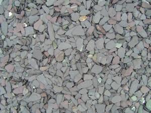 pequeñas, cuarzo, piedras