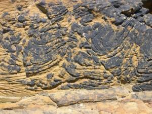 piedra, ruinas, textura
