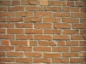 brique, image, texture