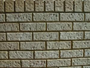 lumière, brique, mur