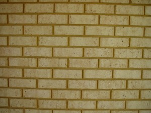 limestone, look, brick, wall