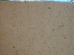 núi barker, đá, spongolite, kết cấu