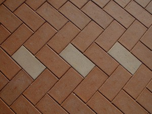 patterned, bricks, texture