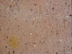 pembuatan batu bata merah, tekstur