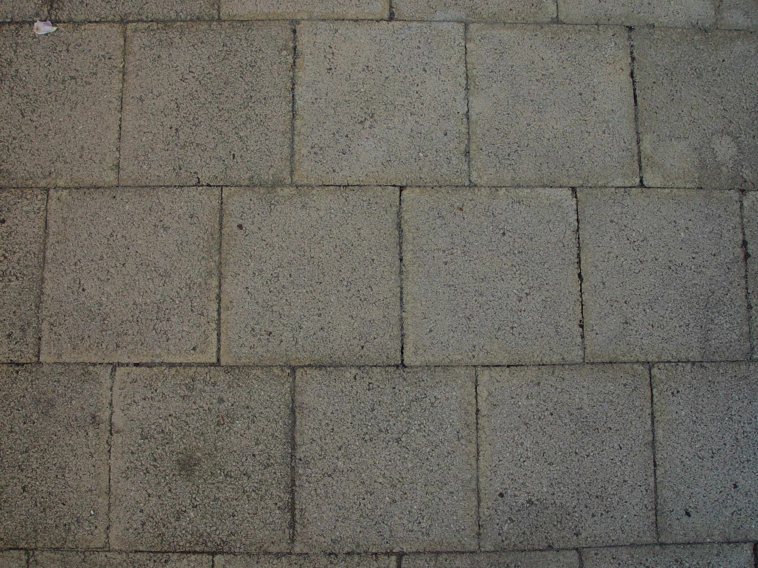 Free Picture Square Brick Pavers