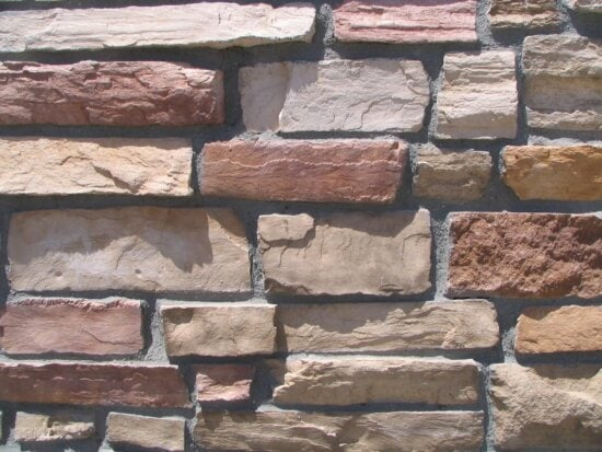 stone, wall, great