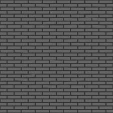 tiled, brick