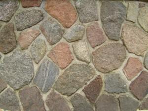natural, granite, stone, wall
