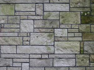 vägg, marmor, mosaik