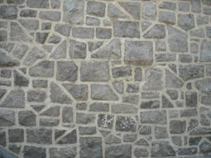 vägg, mosaik