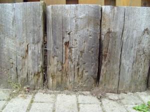 old, wood