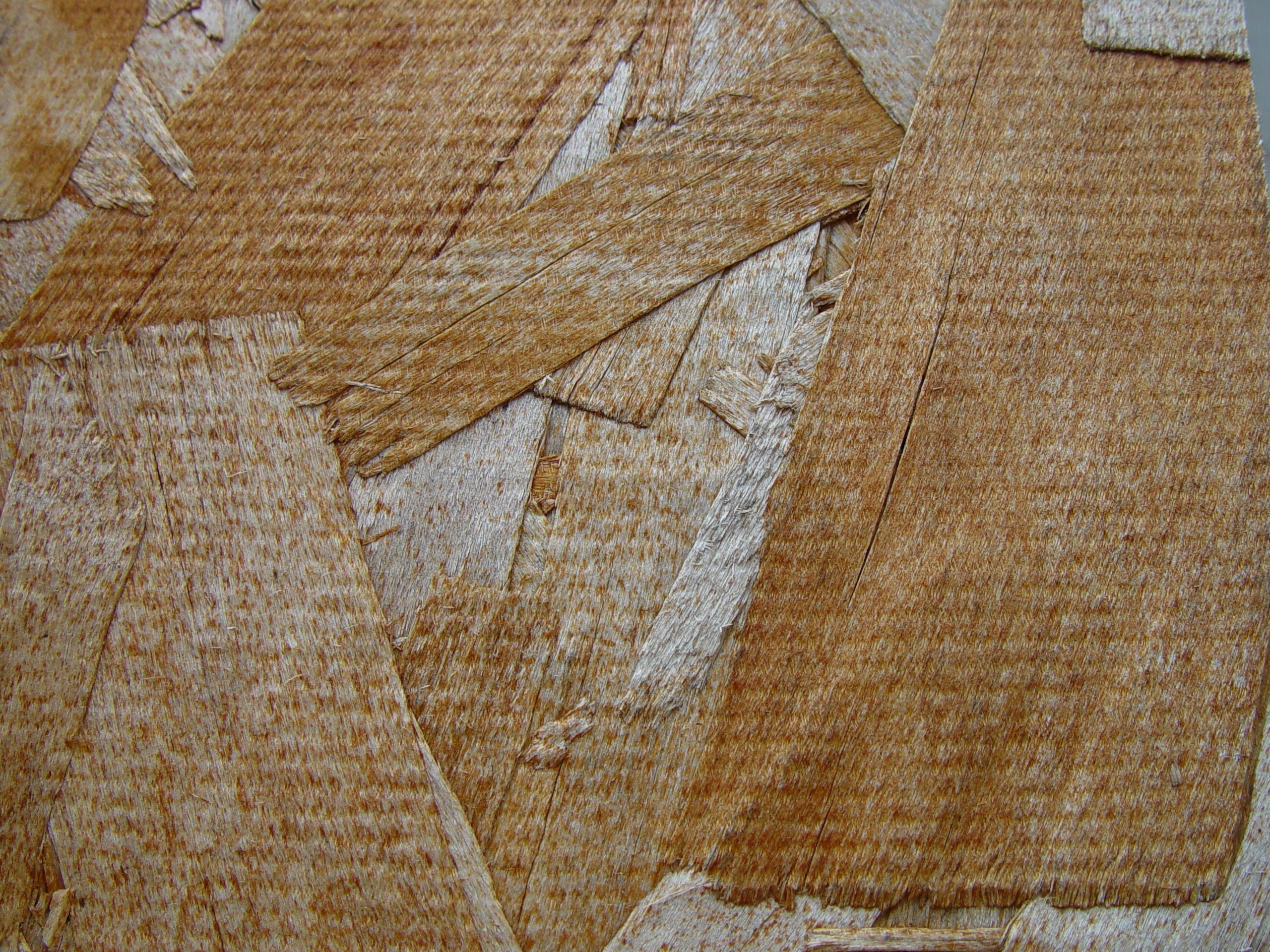 Pressed Wood Texture Pallet