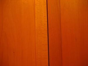 rouge, bois, meubles, intérieur, surface