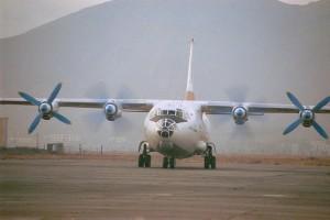Afganistan, teretni avion, koji dolaze, udžbenici