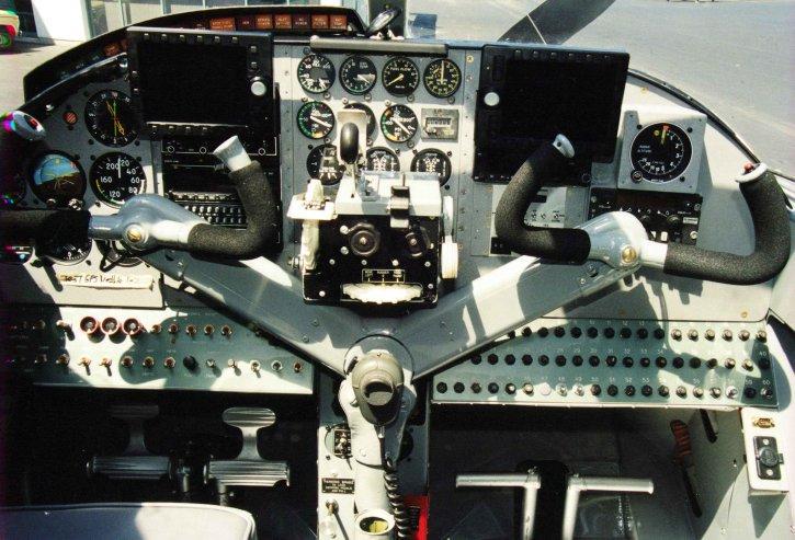 zrakoplov, avion, kontrola, ploče