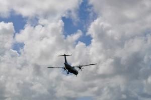 aircraft, air, flying