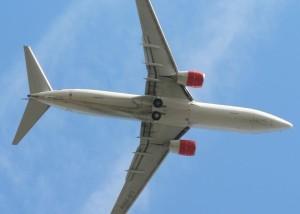 avion, nebo, blizu