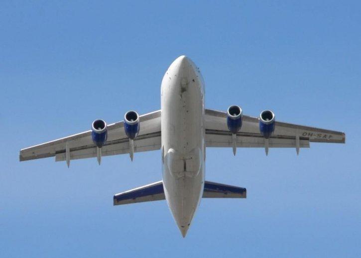 飞机, 起飞, 高