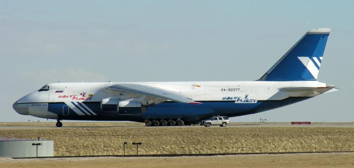 Antonov, ruslan, Aeroporto Internacional de Denver,