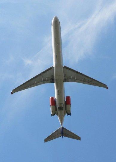 big, airplane