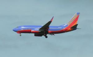 Boeing 737-700, Seattle, Zračna luka