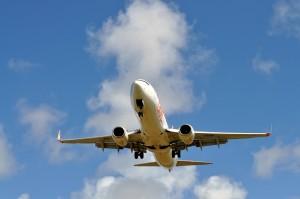 civil, el pasajero, avión, cielo