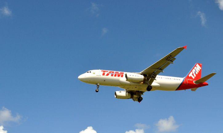 close, transport, plane, sky