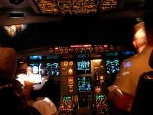 cockpit, airbus