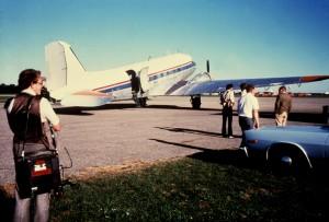 aircraft, transporter