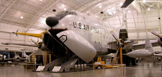 douglas, 124c, globemaster, plane