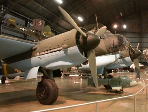 junkers, fritz, glisse, bombe, usaf, musée