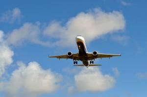 aterrizaje, aviones, aeropuertos