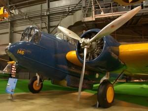 Martin, avión
