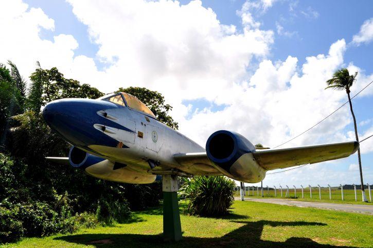 militaire, avions, antiquité, sol
