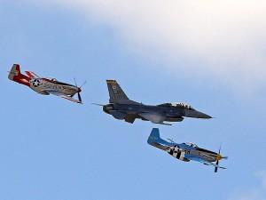 avioni, baština, filghts, mlaznice, Mustang