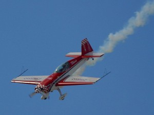 stunt, plane
