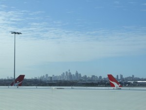 sydney, cityscape, airport