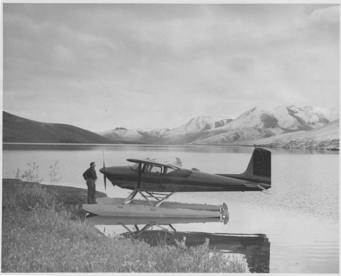 Cessna, waterplane
