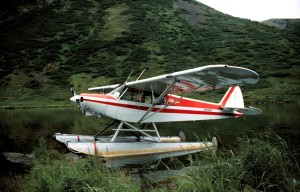 float, plane, aircraft, water
