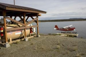 Wasserflugzeug, Einrichtung