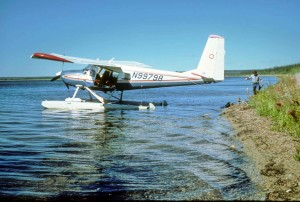 수상, 수상 비행기, 물