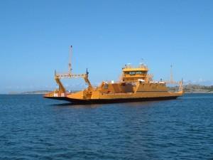 voiture, ferry