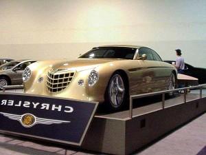 chrysler, voiture, modèle