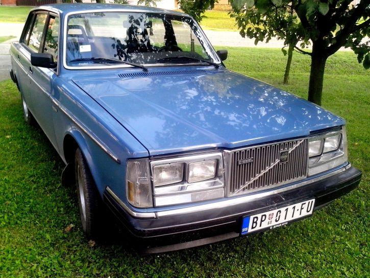 nice, oldtimer, car
