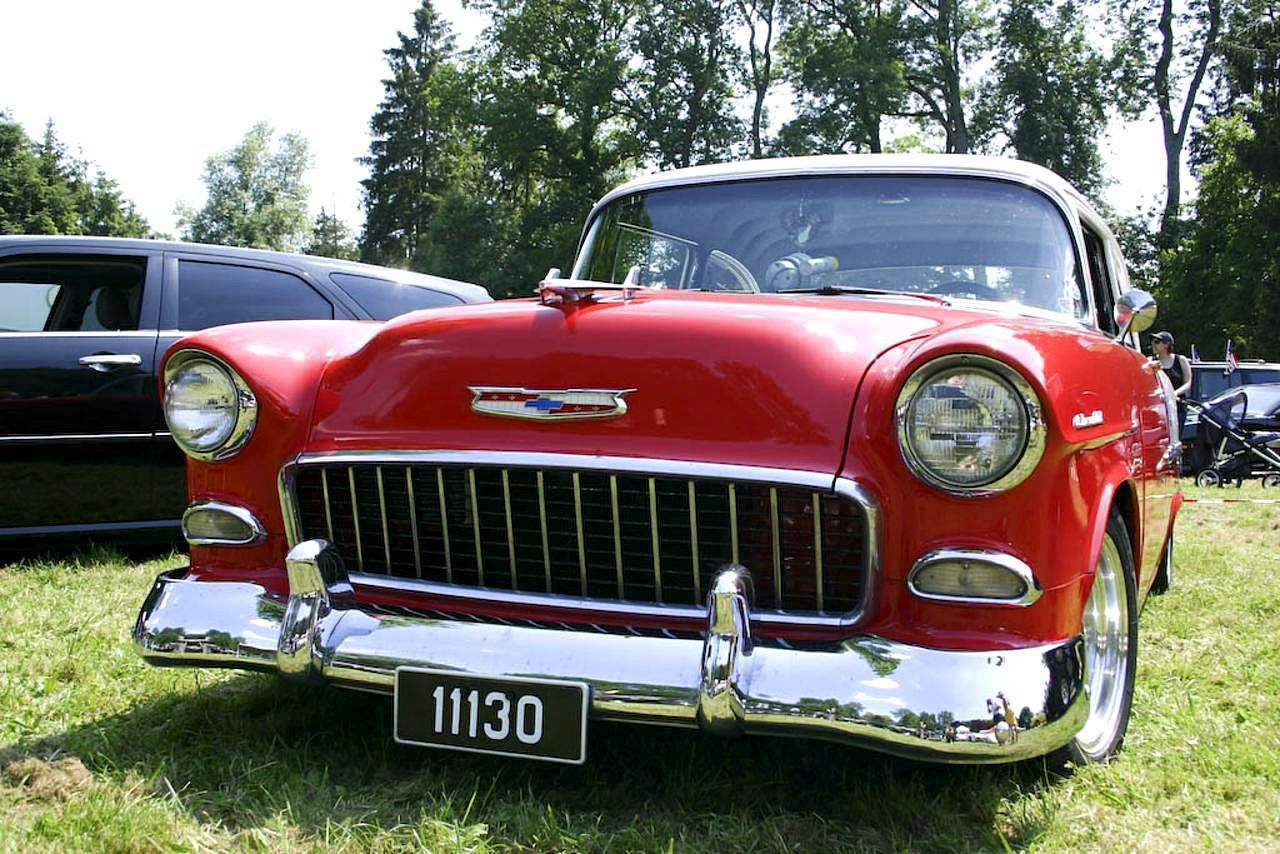 Free Picture Oldtimer Car Front