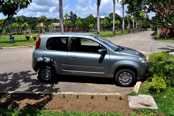parcat, maşină, parcare