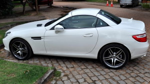 white, modern, sports, car